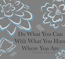 Do What You Can by Lindsey Slutz