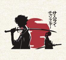 Samurai Champloo by WilDodo