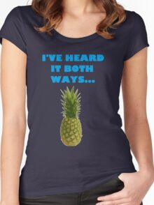 Psych I've Heard It Both Ways Women's Fitted Scoop T-Shirt