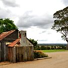 Edward Tyrrell Hut by Lisa Williams