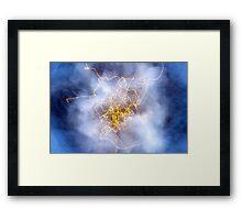 Drunk Fireflies #4 Framed Print