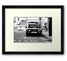 Ford Capri Framed Print