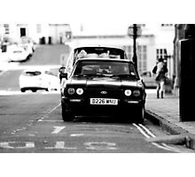 Ford Capri Photographic Print