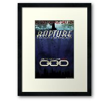 Rapture - The Best and Brightest Framed Print