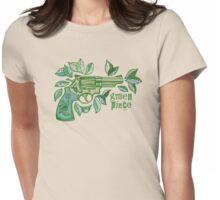 Shoots and Leaves Womens Fitted T-Shirt