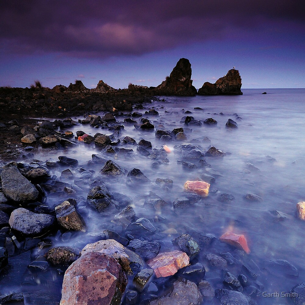 Gull Rocks by Garth Smith