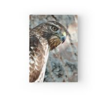 Red Tail Hawk Hardcover Journal