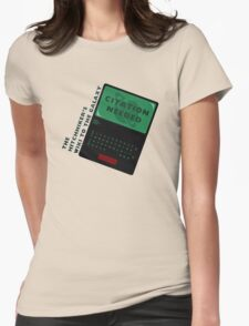 The Hitchhiker's Wiki to the Galaxy T-Shirt