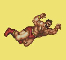 Zangief Kids Tee