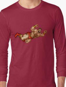 Zangief Long Sleeve T-Shirt