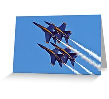 Sky Walkers Greeting Card