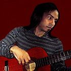 Spanish Guitar by Herbert Renard