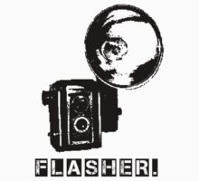 Flasher by Robert Wilson
