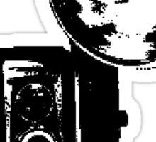 Flasher Sticker