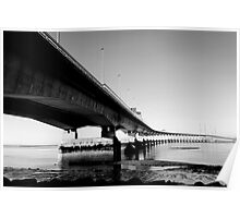 The Second Severn Crossing Poster