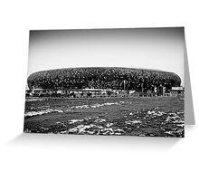 FNB Stadium - National Stadium (Soccer City) Greeting Card