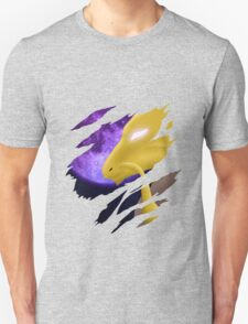 pokemon alakazam anime manga shirt T-Shirt