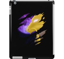 pokemon alakazam anime manga shirt iPad Case/Skin