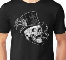Baron Samedi (B&W variant) Unisex T-Shirt