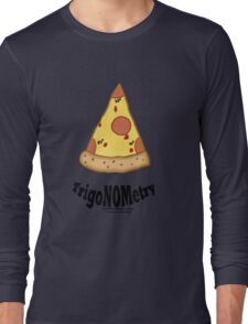 TrigaNOMetry Nerd-Humor T-Shirt Long Sleeve T-Shirt