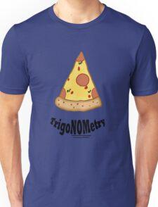 TrigaNOMetry Nerd-Humor T-Shirt Unisex T-Shirt