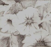 Pencil sketch by Ellen Keagy