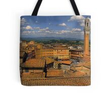 Tuscan rooftops Tote Bag