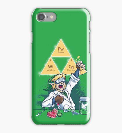 Hyrulean Science iPhone Case/Skin