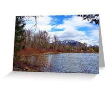 High Water 1 Greeting Card