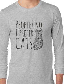people? no. I prefer CATS #2 Long Sleeve T-Shirt