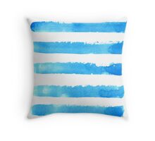 Sea soul Throw Pillow