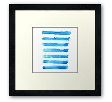 Sea soul Framed Print