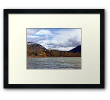 High Water 2 Framed Print