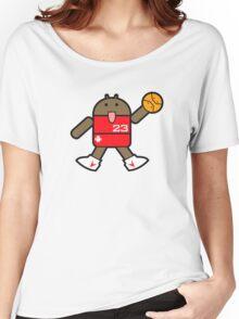 MICHAEL DROIDAN Women's Relaxed Fit T-Shirt