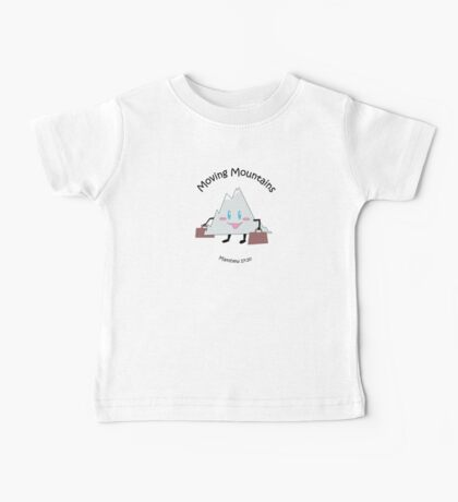 Moving Mountains Baby Tee