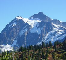 Mt Baker by mrscaer