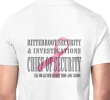 Chief - Breast Cancer awareness Unisex T-Shirt