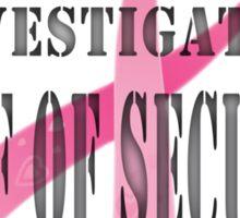 Chief - Breast Cancer awareness Sticker