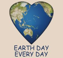 Earth Day . . . Every Day by Carol and Mike Werner