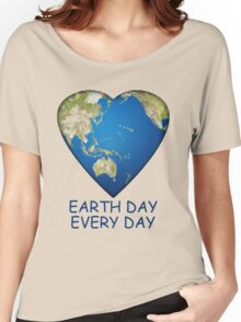 Earth Day . . . Every Day Women's Relaxed Fit T-Shirt