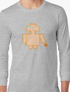 DROID PHONE HOME Long Sleeve T-Shirt