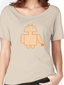 DROID PHONE HOME Women's Relaxed Fit T-Shirt