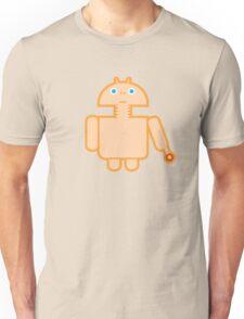 DROID PHONE HOME Unisex T-Shirt