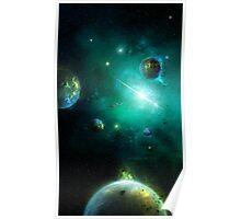 Fringe Universe Poster
