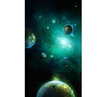 Fringe Universe Photographic Print