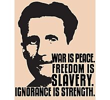 George Orwell 1984 Photographic Print