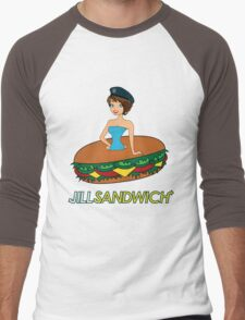 Jill sandwich Men's Baseball ¾ T-Shirt