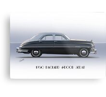 1950 Packard Four Door Sedan Metal Print