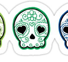 Baby suga skulls Sticker