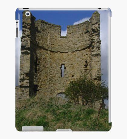 Castle ruin iPad Case/Skin